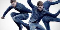 Men's denim fall winter 2013 campaign