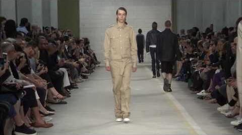 Diesel Black Gold SS17 Menswear Show