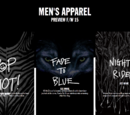 Men's apparel fall winter 2015 preview
