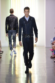 SS14-Milan-Mens-Black-Gold-catwalk-11