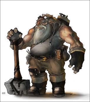 Banisterite Dwarf