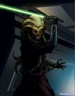 Jedi Master Cato Gisera