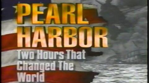ABC NEWS Pearl Harbor Two Hours That Changed The World (David Brinkley)