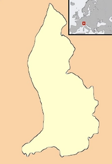 Liechtensteinmap
