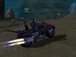 Beelzemon & Behemoth (Riding Mode) dm