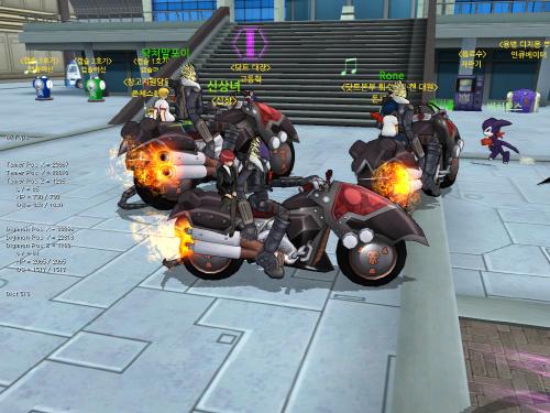File:Digimon Masters screenshot - Riding Behemoth (Test).png