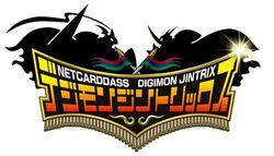 Digimon Jintrix Logo