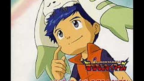 Digimon Tamers Best Tamer 3 Terriermon