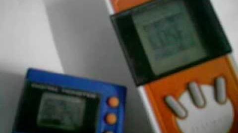Digivice IC vs Mini v1, and Digimon Royal Arena demo