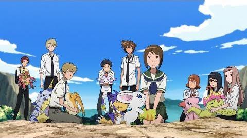 Digimon Adventure tri. 5 Kyousei Anime Film PV September 30