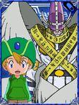 Takeru & HolyAngemon 904 (DCo)