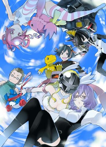 File:Digimon World Re-Digitize characters.jpg