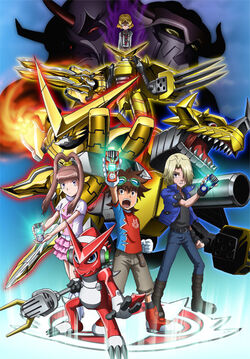 Digimon Xros Wars Promo Art4