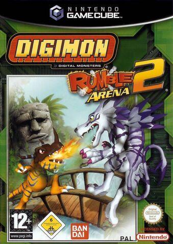 File:Digimon Rumble Arena 2 (NGC) (PAL).jpg