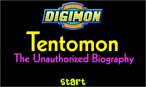 File:The Story of Tentomon Start Screen.png