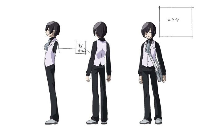 File:Digimon World Re-Digitize Yuuya Kuga concept art.jpg