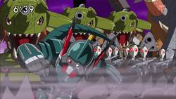 6-54 Human World Invasion Force