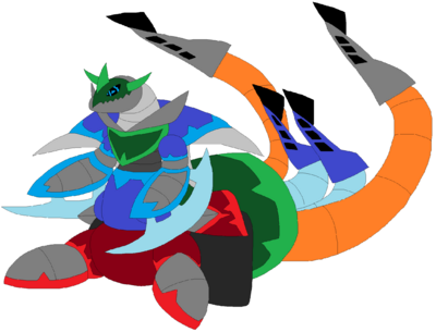 Fusiondramon
