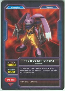 Turuiemon DM-022 (DC)