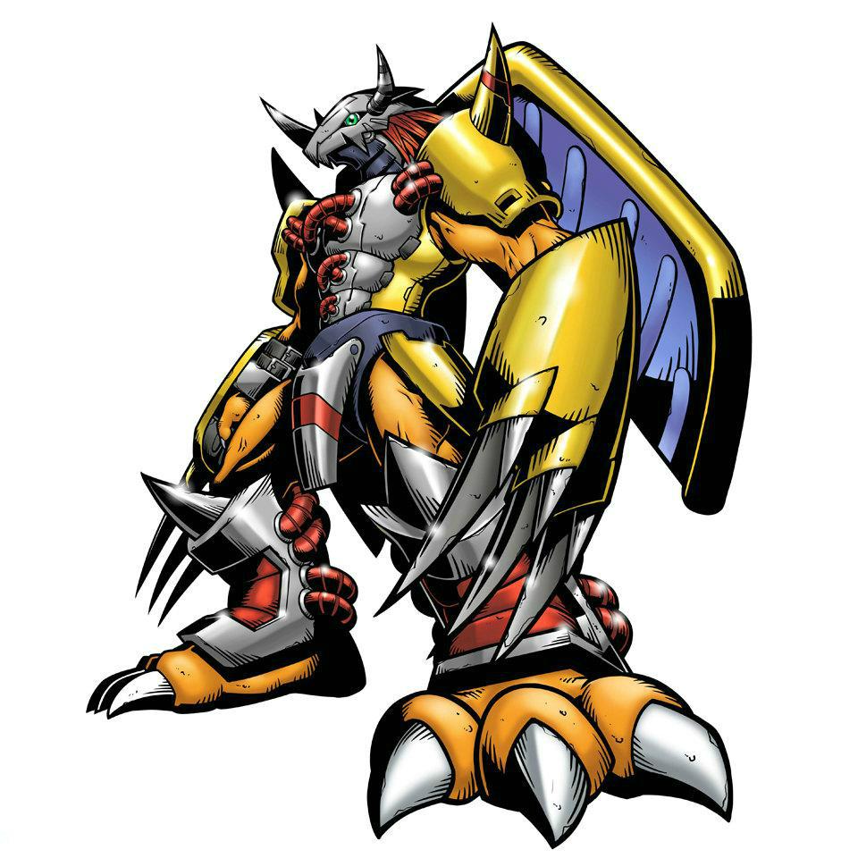 WarGreymon (Re-Digitize) b
