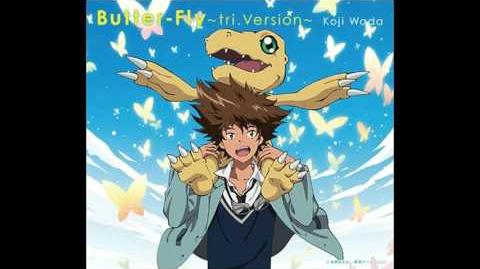 Digimon Adventure Tri Butterfly full