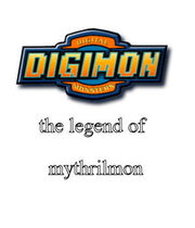Legend mythrilmon logo