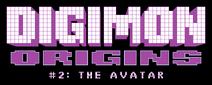 Digimon Origins The Avatar