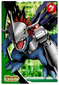 MetalGreymon (Virus) 5-779 (DCr)
