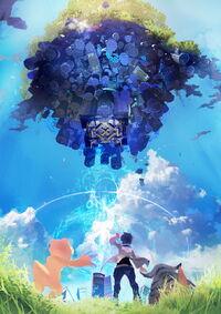 Digimon World -next 0rder- Poster