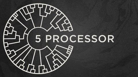 Area 11 - Processor -Official Lyric Video-