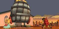 Mecha-Barrel