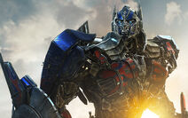 Optimus Prime Age of Extinction