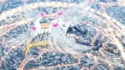 Mayuri trying to save Shido