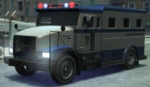 PoliceStockade