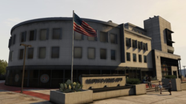 Bullworth Police Station