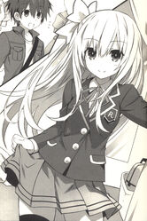 DateALive-LightNovel--MayuriAround---Illustration(1)