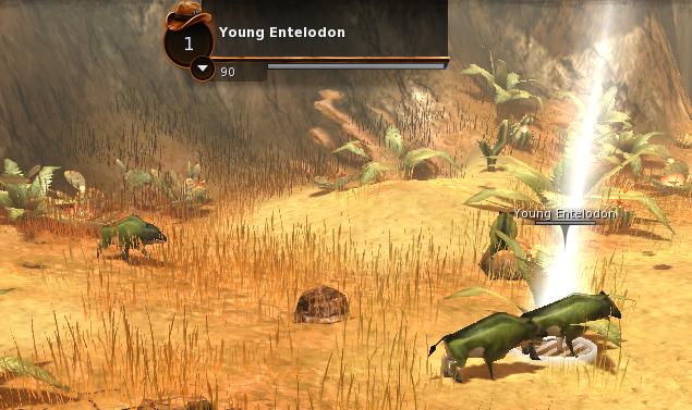 Level 1 young entelodon
