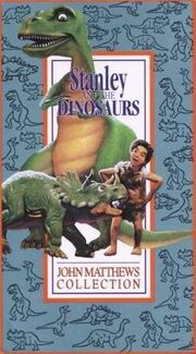 Stanley and the Dinosaurs 1989 VHS Cover