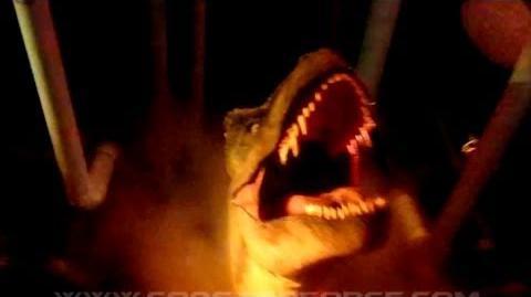 Jurassic Park The Ride River Adventure Universal Orlando POV Islands Of Adventure