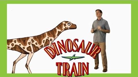 Lesothosaurus - Dinosaur Train - The Jim Henson Company