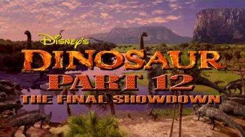 (PS1) Disney's Dinosaur - Part 12 - The Final Showdown