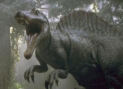 Spinosaurus Jurassic Park III