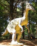 Dinoland parasaurolophus