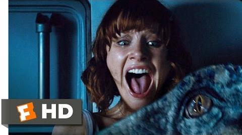 Jurassic World (7 10) Movie CLIP - The Raptors are Coming (2015) HD
