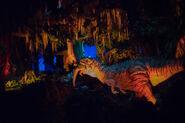 Alioramus at Disneys Dinosaur