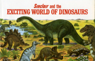 Sinclair and the Exciting World of Dinosaurs 1