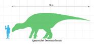 Iguanodon scale