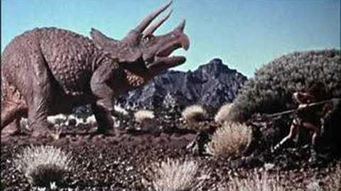 Triceratops Tribute