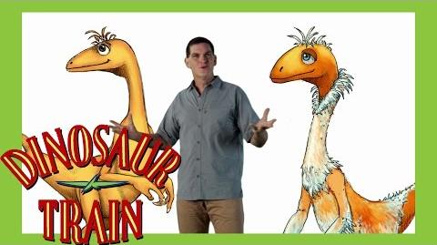 Troodon Ranges - Dinosaur Train - The Jim Henson Company