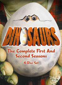Dinosaurs S1-S2